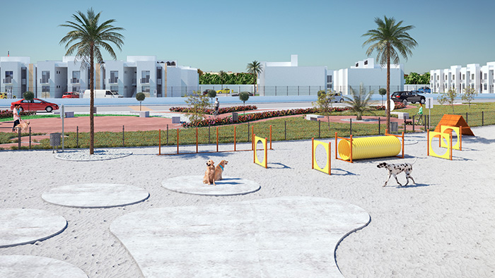 área para mascotas los héroes veracruz, veracruz