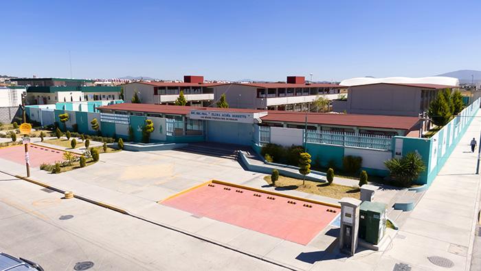 Escuelas, Los Héroes Tizayuca
