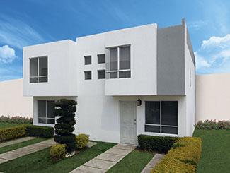 Casa de 3 recámaras, modelo Cupido, en Los Héroes Chalco, en Chalco Estado de México.